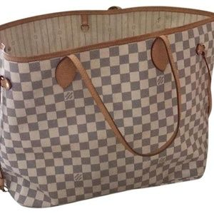 Louis Vuitton Bags - 💯Authentic Louis Vuitton Neverfull GM Tote